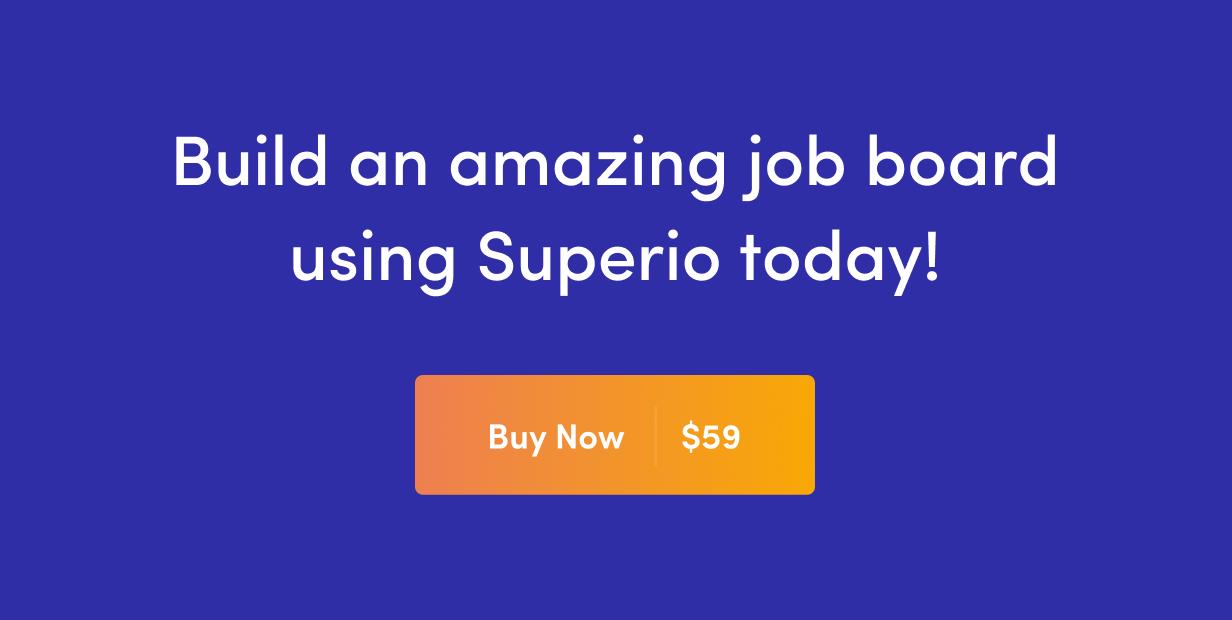 Superio – Job Board WordPress Theme - 14