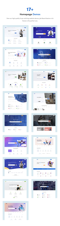 Superio – Job Board WordPress Theme - 6
