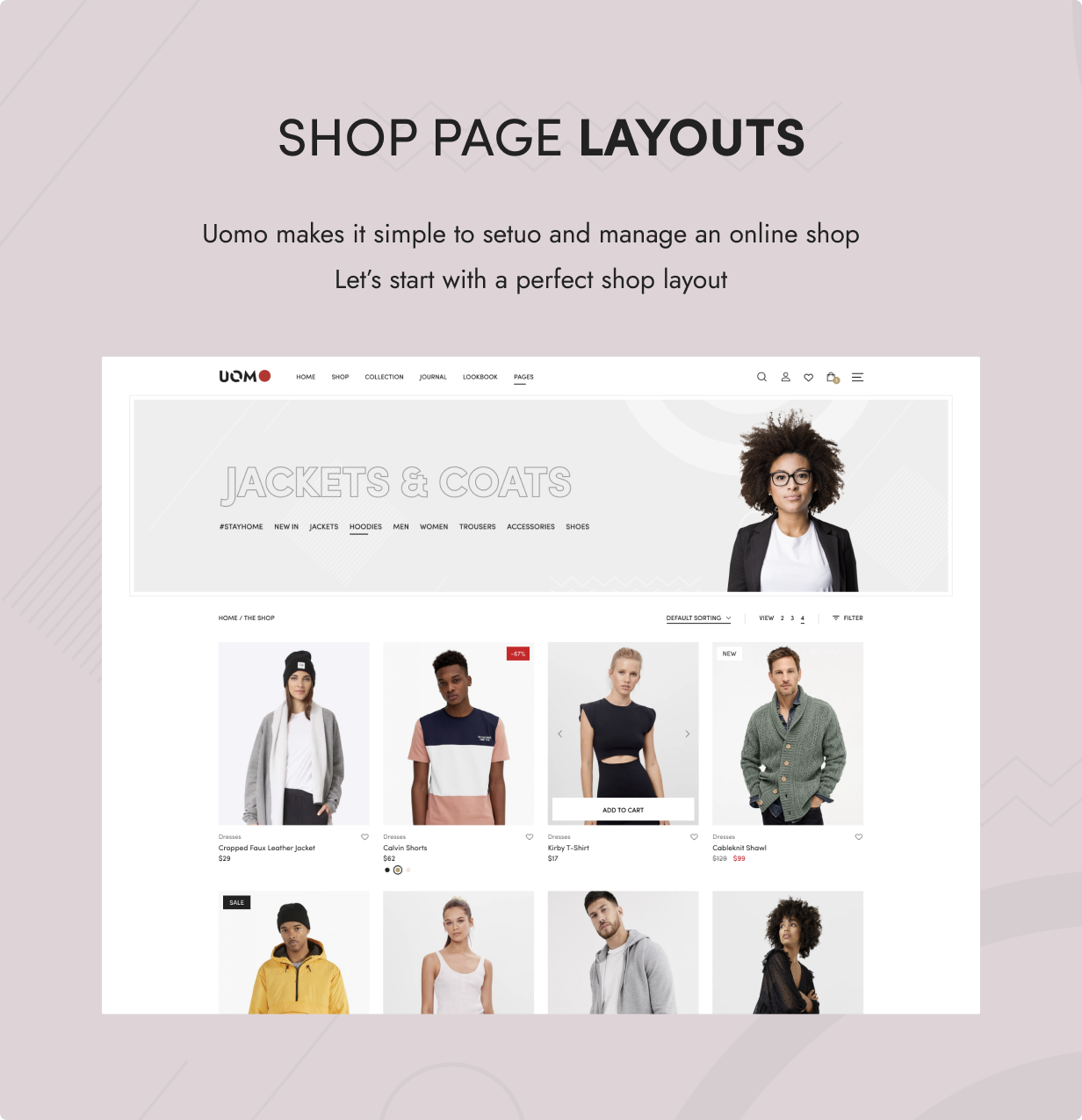 Uomo - Multipurpose WooCommerce WordPress Theme - 7