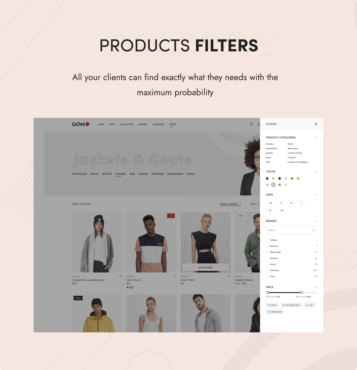 Uomo - Multipurpose WooCommerce WordPress Theme - 9